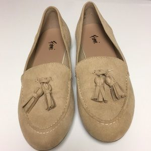 NWOB Suede loafers